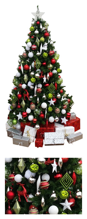 Valley Provincial, London Christmas Tree hire, Christmas decorations, Christmas tree hire, office Christmas tree, corporate Christmas tree, commercial planting, South East Christmas tree hire